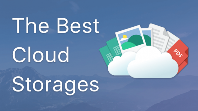 best cloud storages