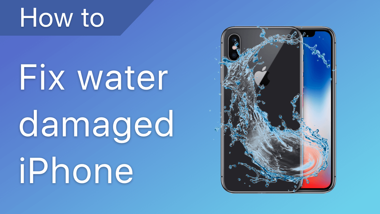 How To Fix A Wet Iphone Nny