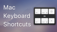 The best Mac keyboard shortcuts you need to know