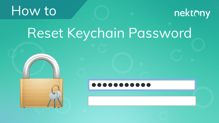 How to reset Keychain Password on Mac