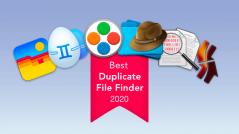 best duplicate file finder mac 2020