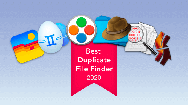 Best duplicate finder for mac