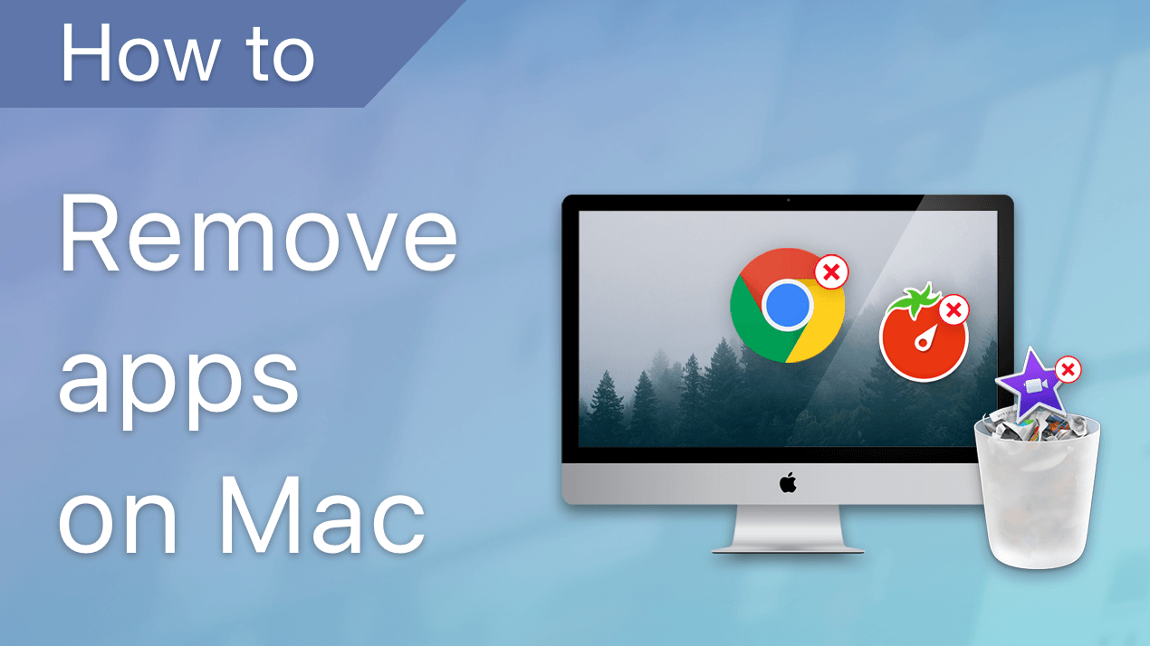 remove application from mac