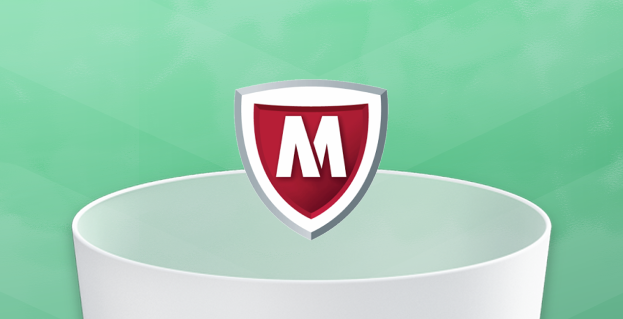 Removing McAfee from Mac