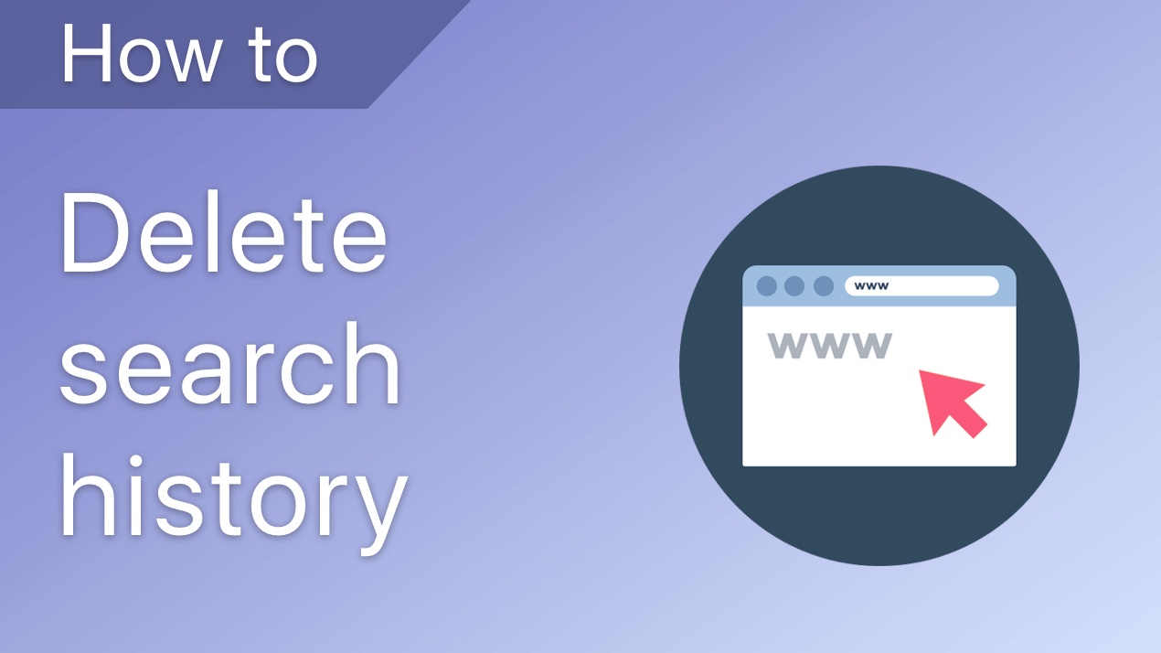How to delete browsing and search history on Mac