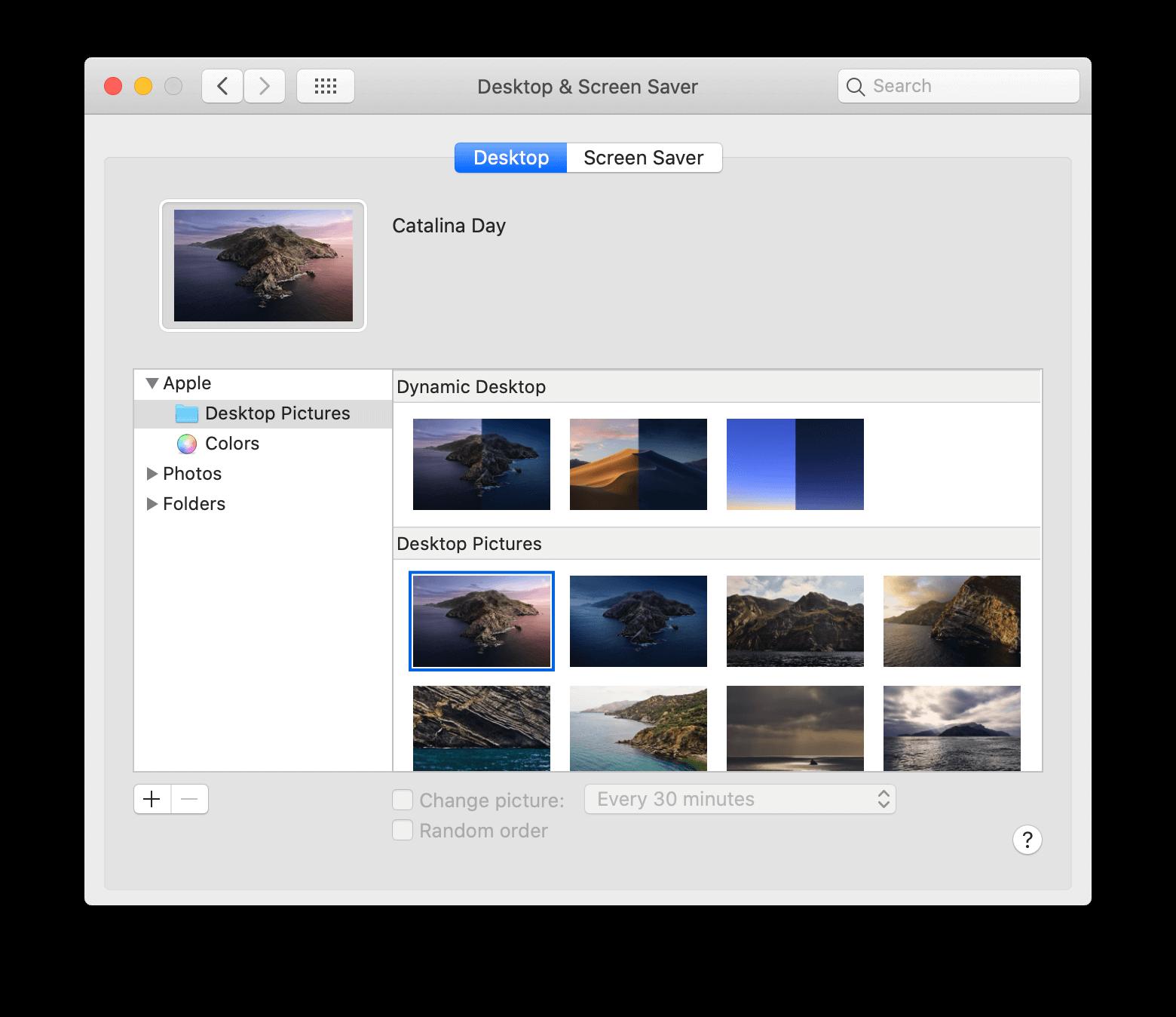 mac desktop pictures