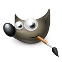 Gimp application icon