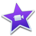 iMovie application icon