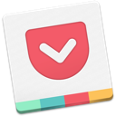 Pocket application icon