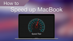 how to speed up macbook pro