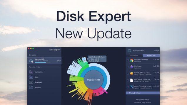 Disk Expert new version