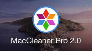 Get MacCleaner 2.0