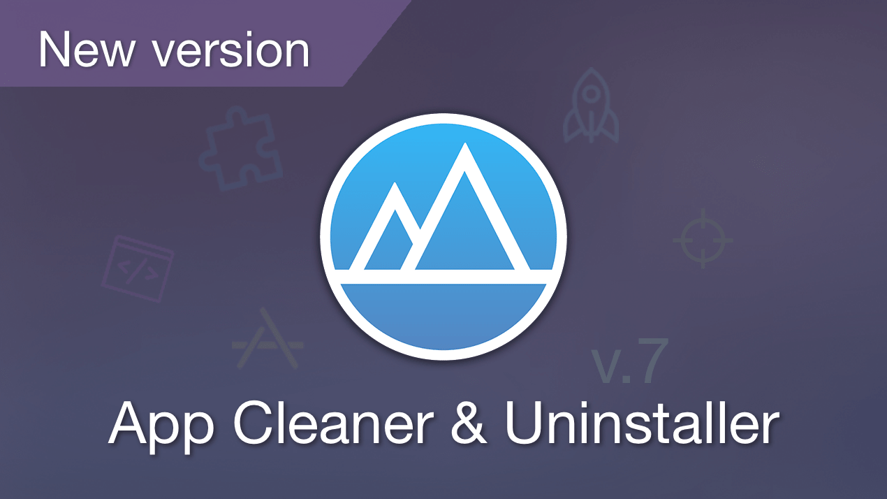 App Cleaner Uninstaller update