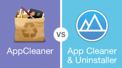 AppCleaner vs. App Cleaner & Uninstaller Pro - What's the difference?