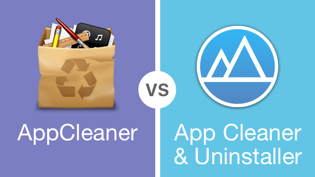 appcleaner vs app cleaner uninstaller Nektony