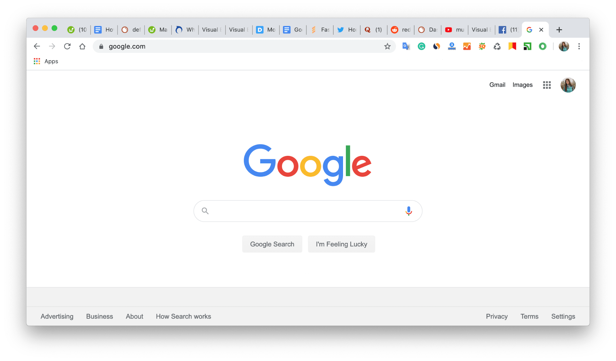 chrome default browser