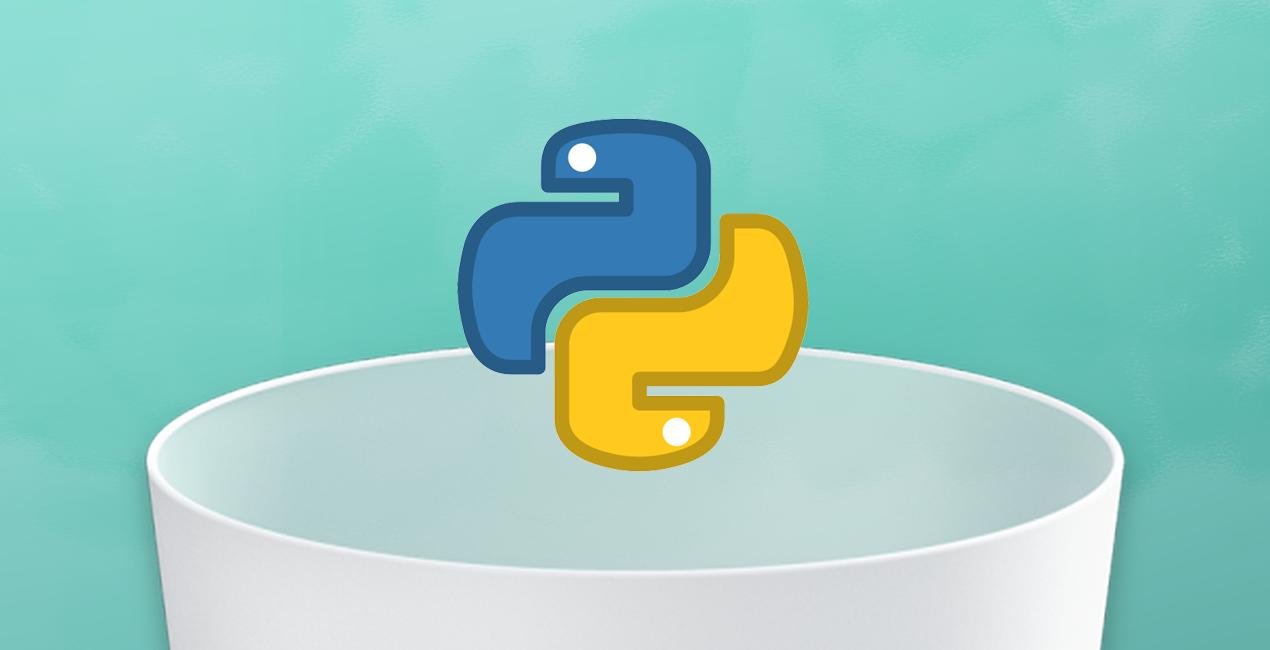 removing Python on Mac