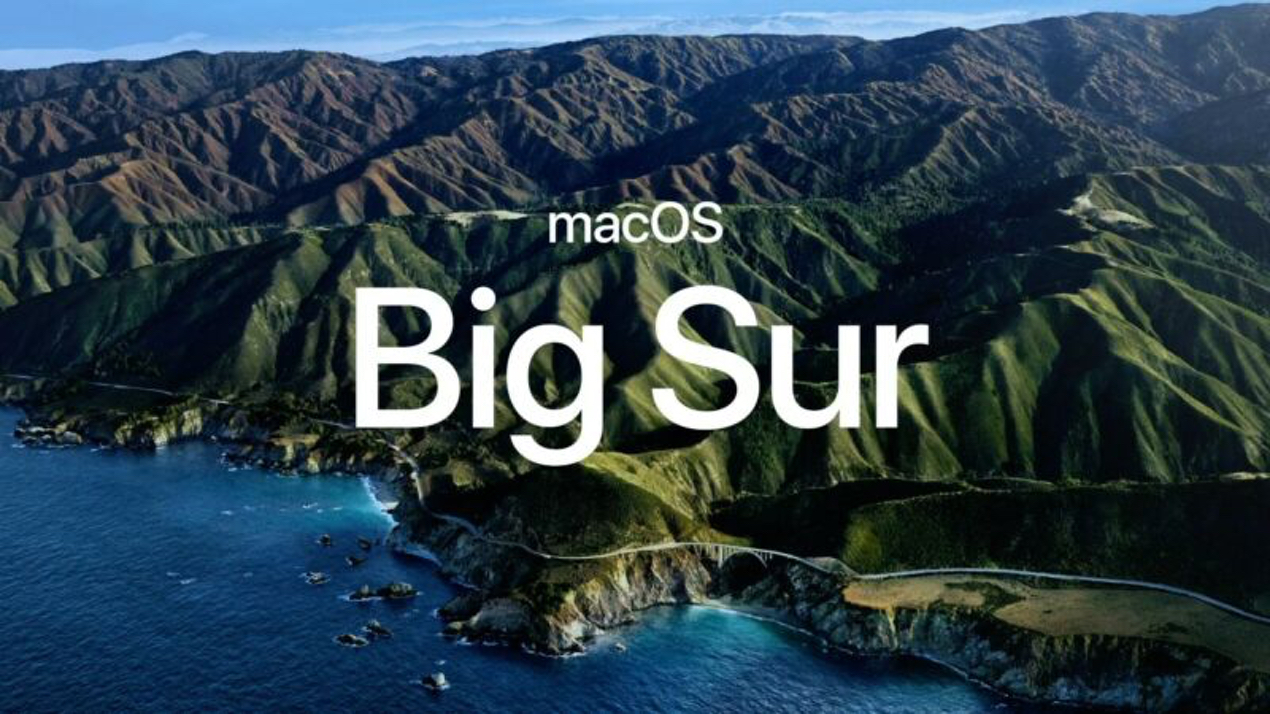 How to prepare a Mac for macOS Big Sur update