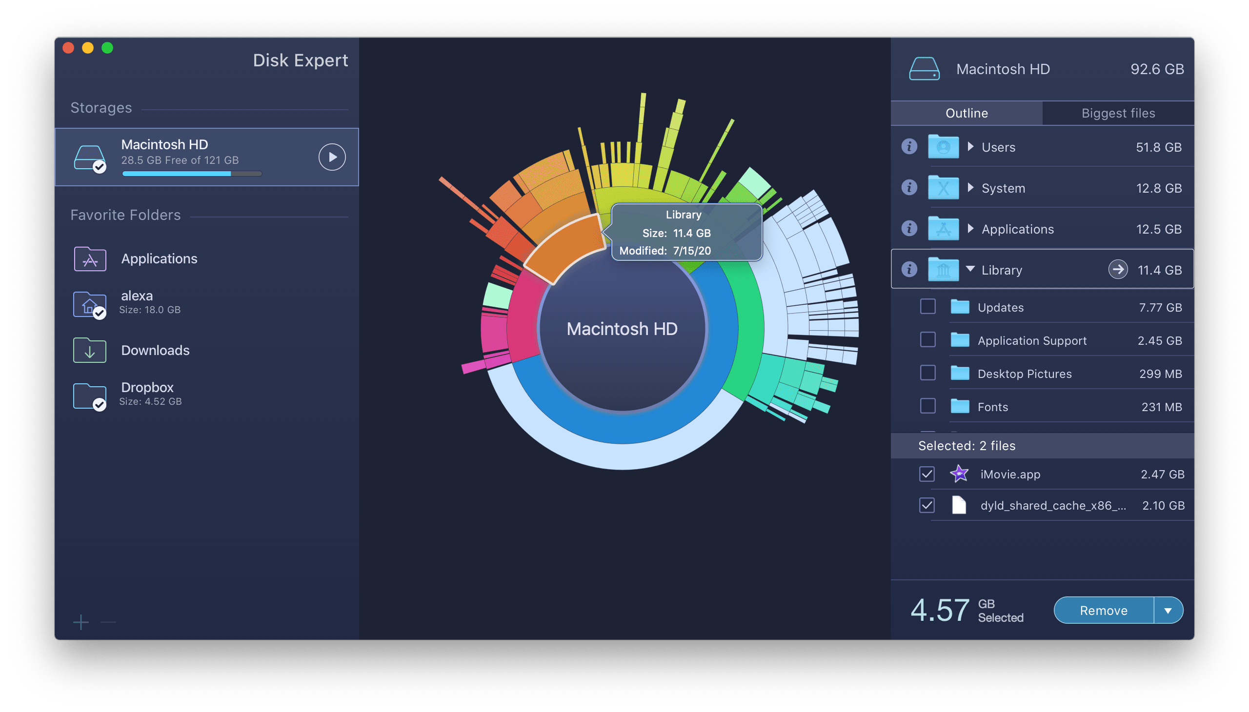mac disk space analyzer