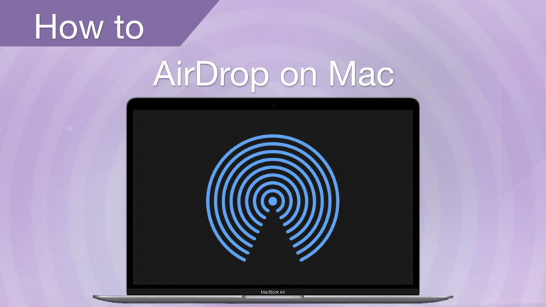 How to AirDrop on Mac. Transfer photos and files between your Apple devices.