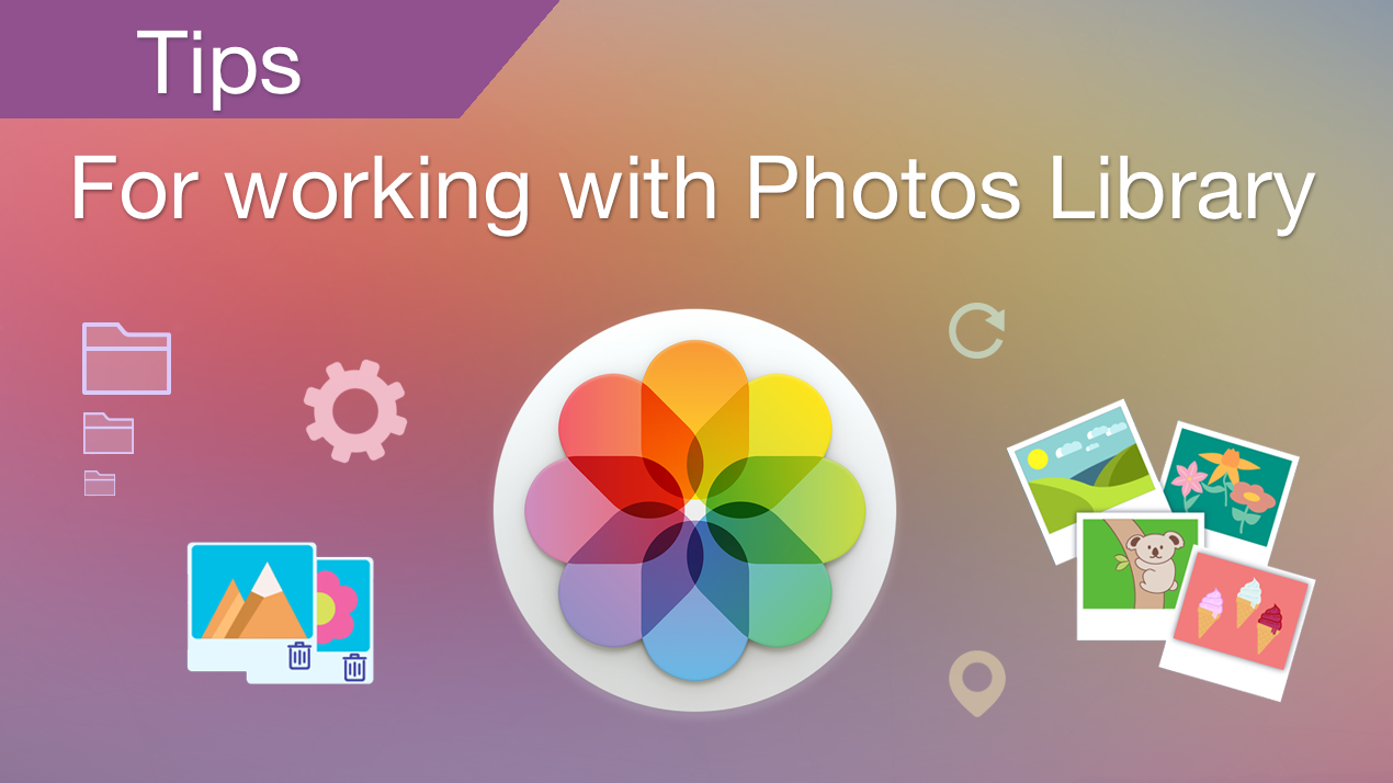Photos Library on Mac - Location, Cleaning and Organizing Tips