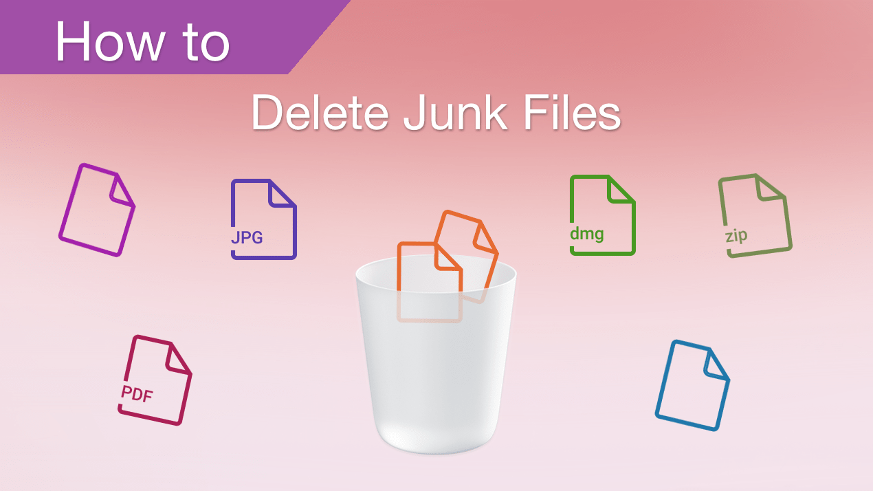How to delete junk files on Mac with MacCleaner Pro