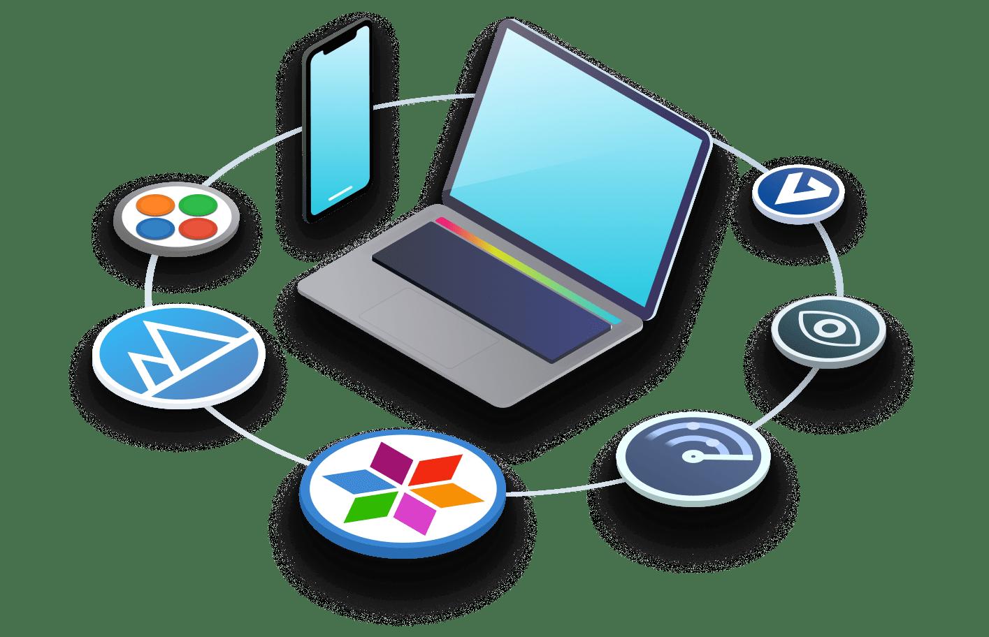 nektony software apps icon