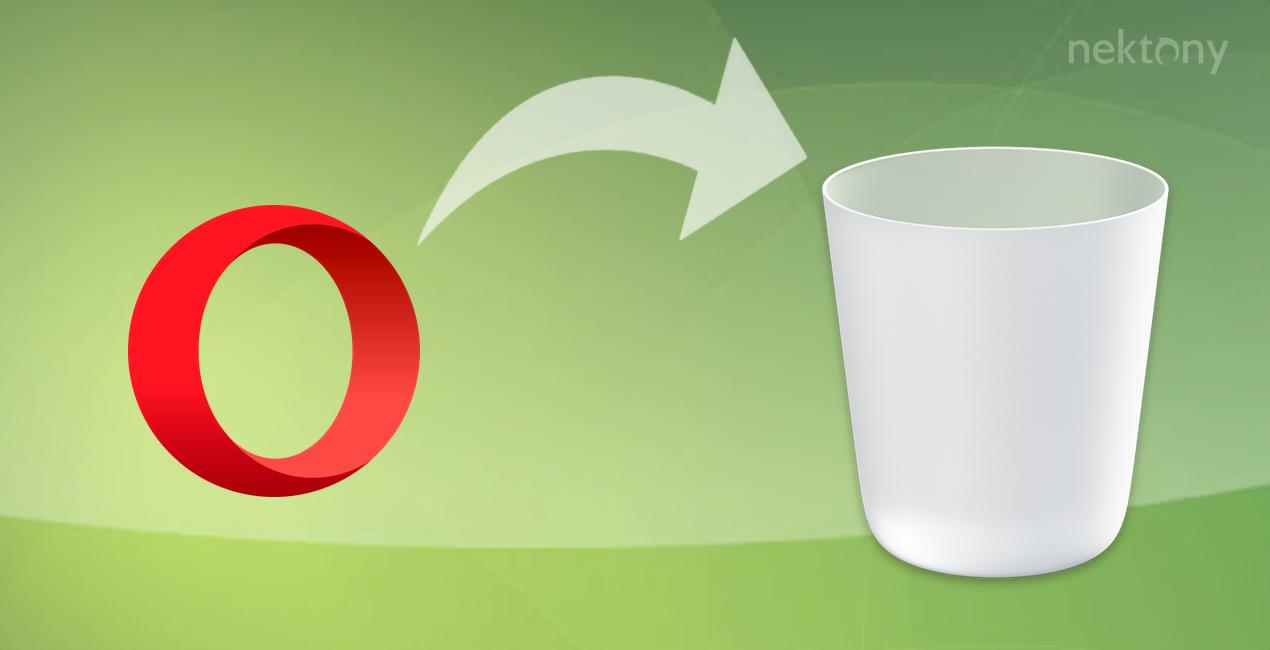removing Opera on Mac