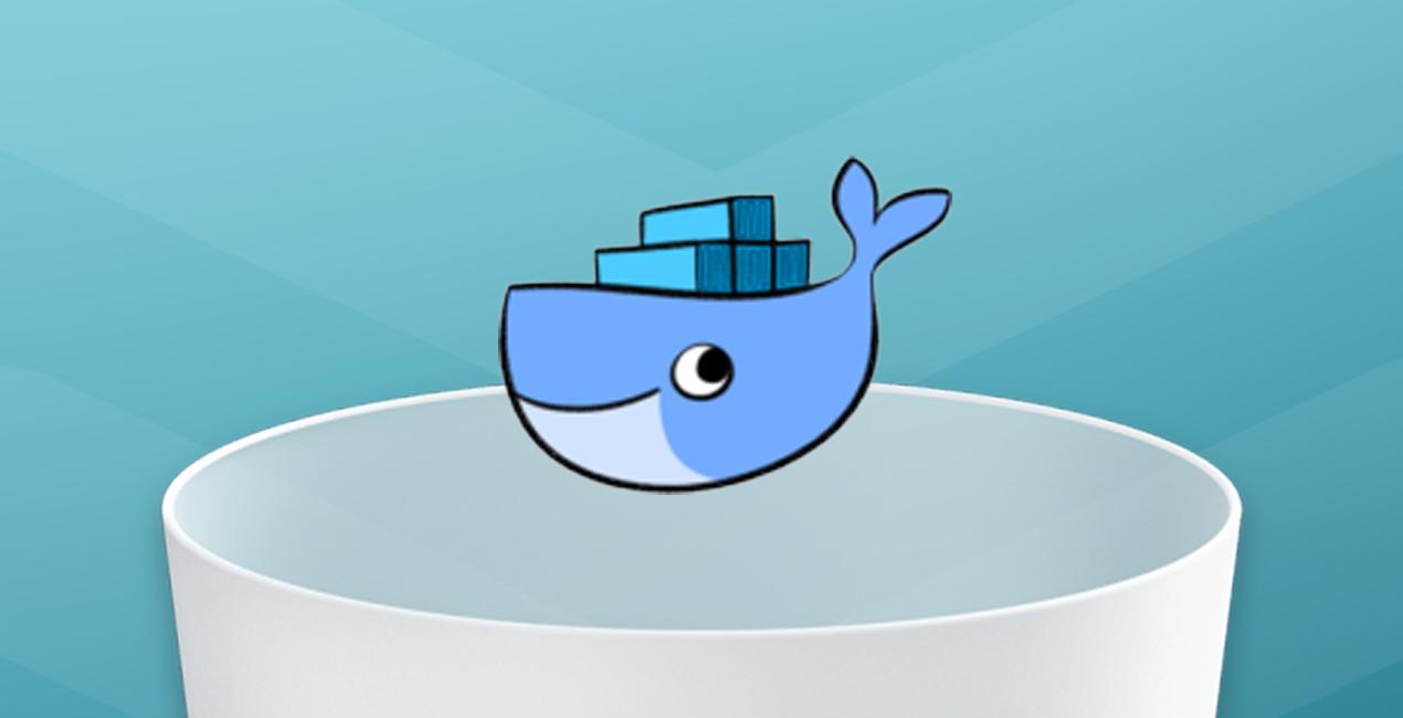 removing Docker on Mac