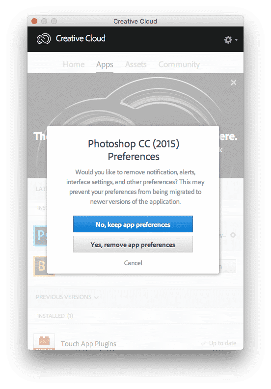 Photoshop Preferences