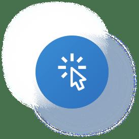 one click icon