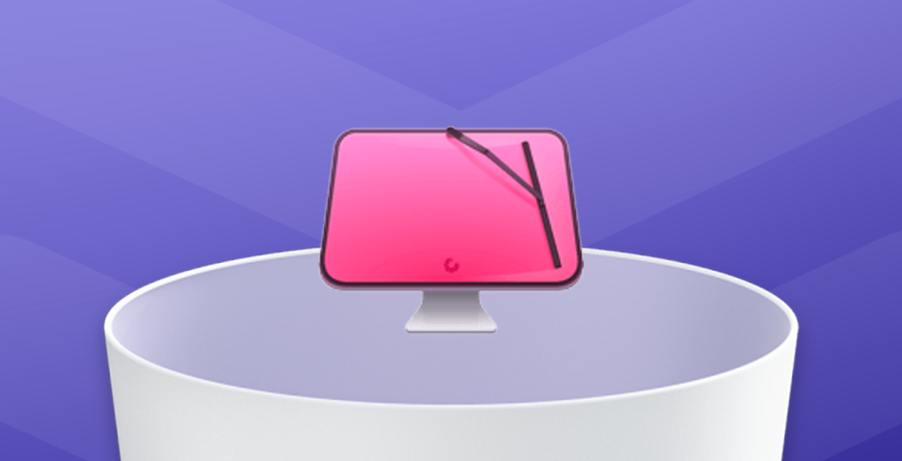 removing CleanMyMac