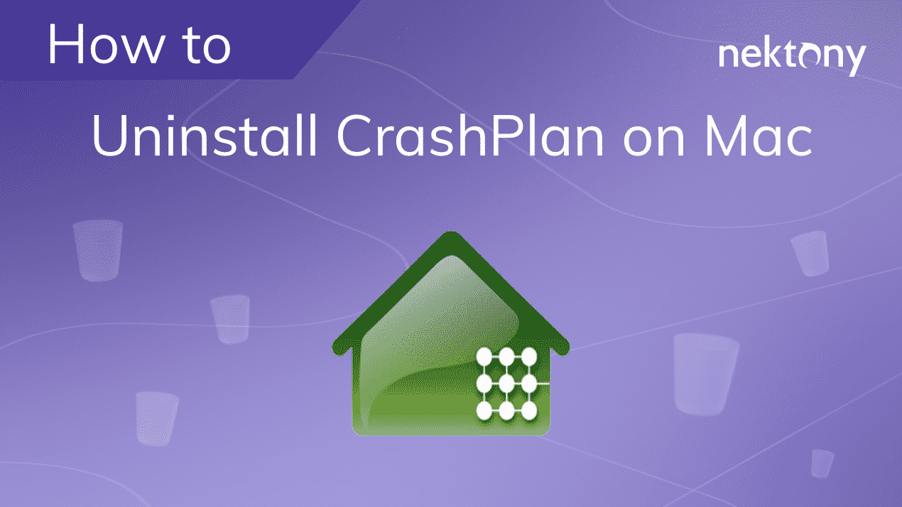 How to uninstall CrashPlan from Mac