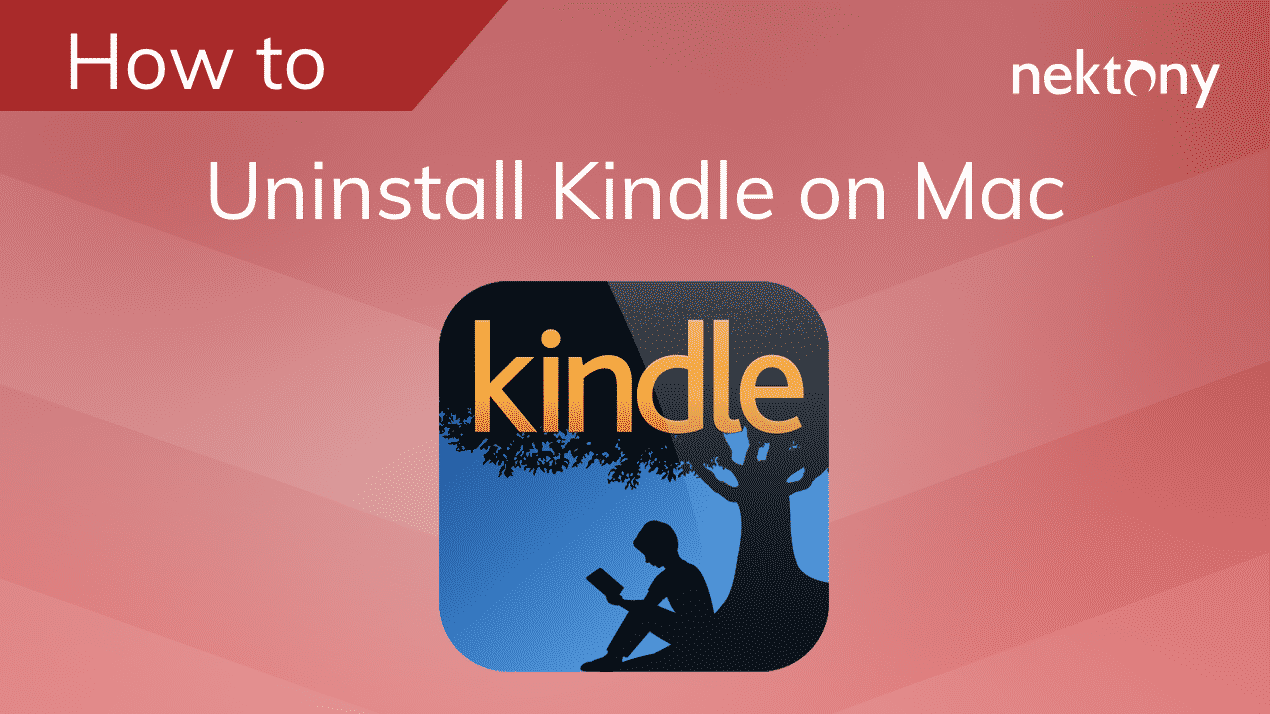 uninstall kindle