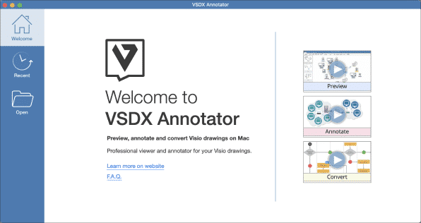 get started with vsd viewer