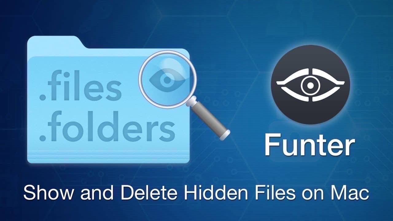 show and delete hidden files