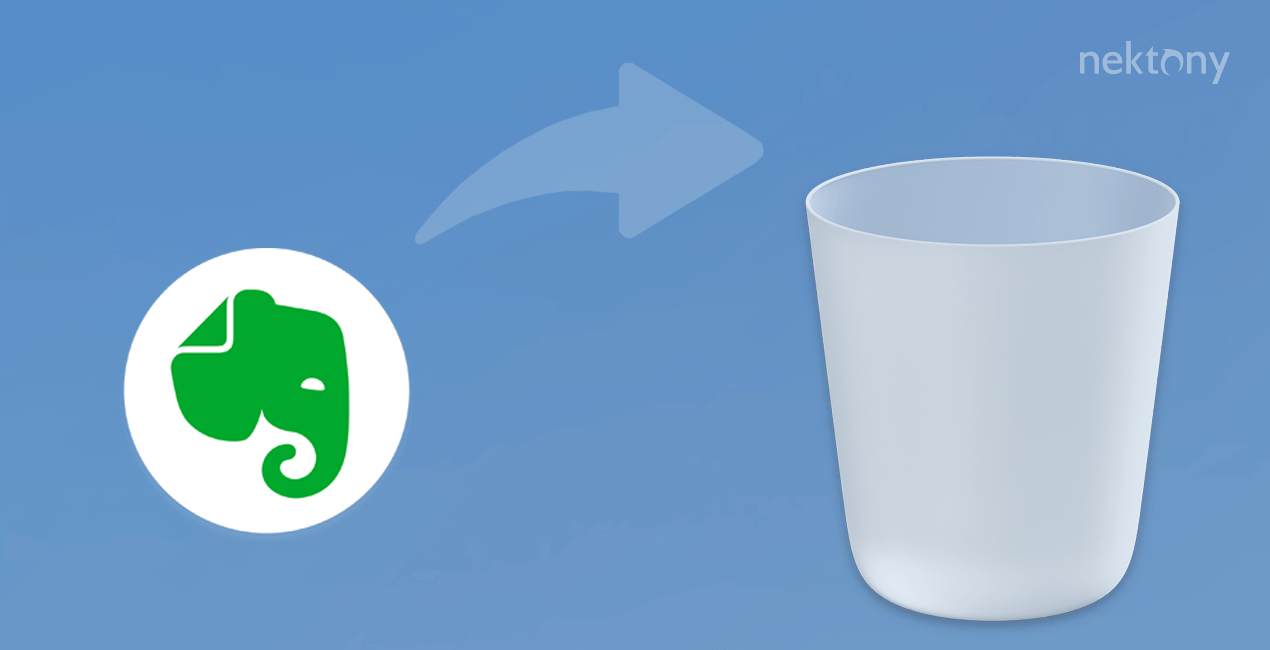 removing Evernote