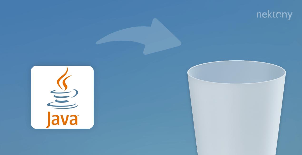 removing Java on Mac