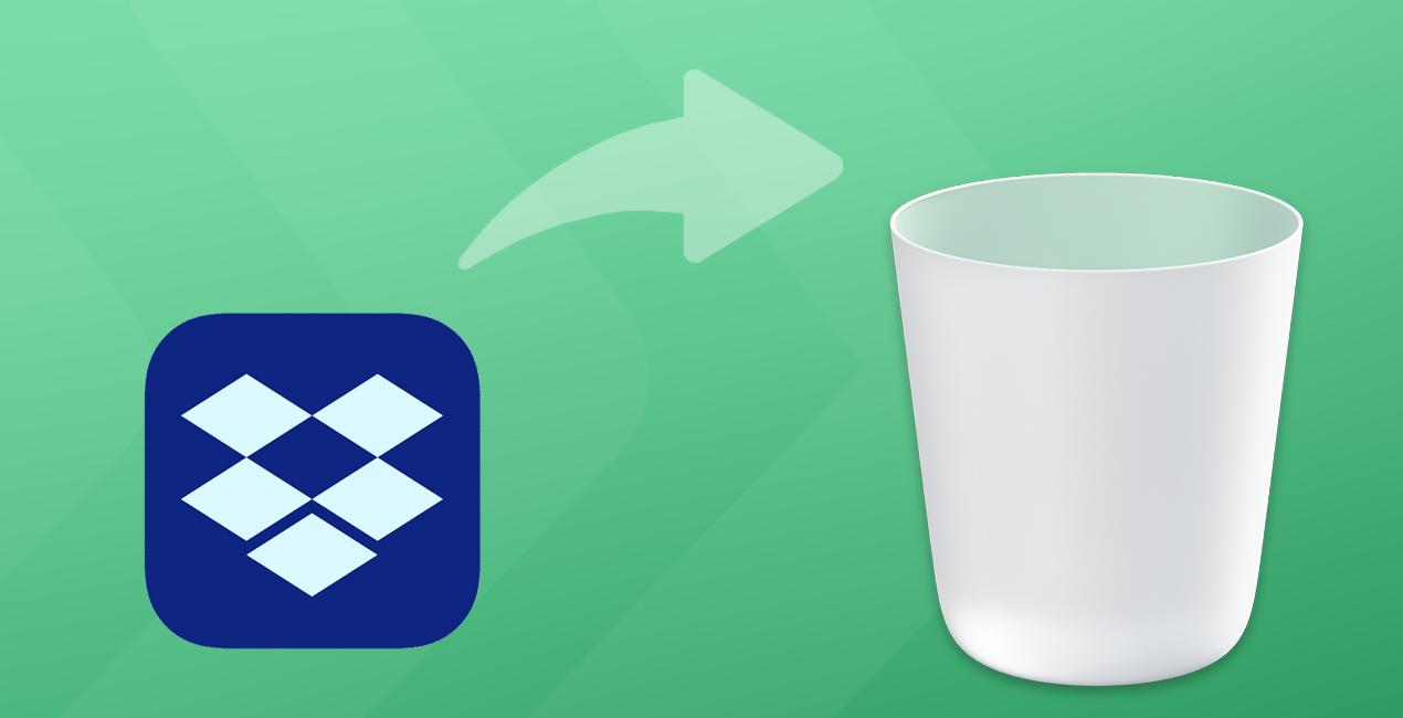 removing Dropbox on Mac