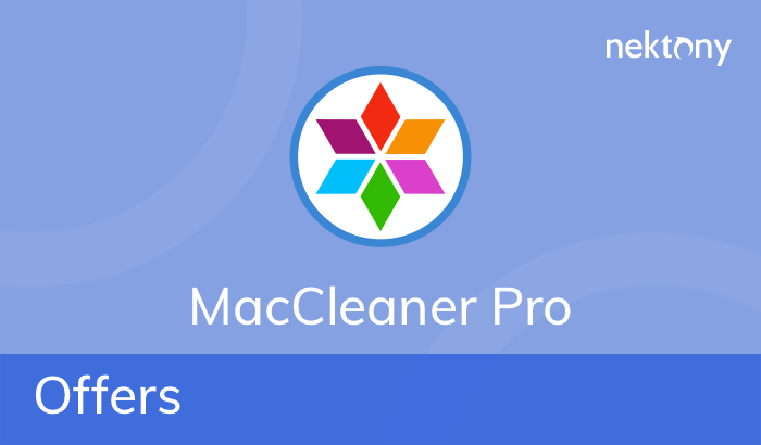 MacСleaner Pro - All-in-One Software to Clean Up and Speed Up a Mac