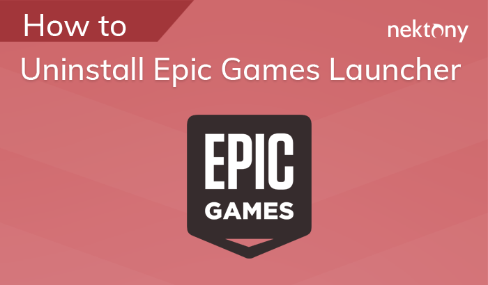 How to Uninstall Epic Games Launcher on Mac