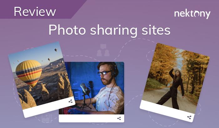 Top 6 Photo Sharing Websites