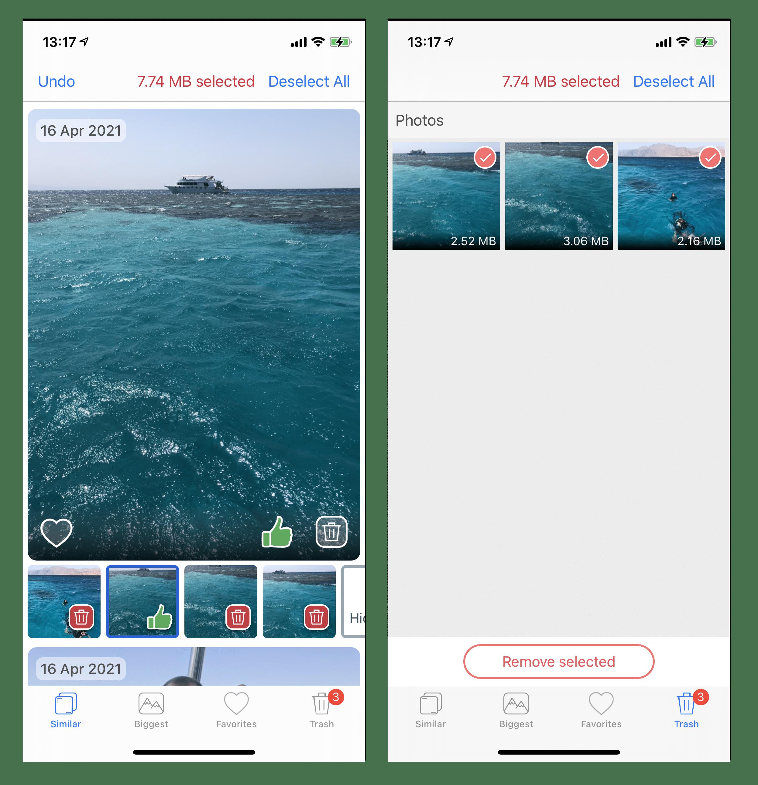 Phone Cleaner screenshots