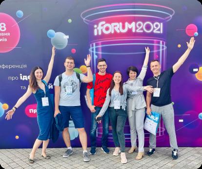 iForum group photo