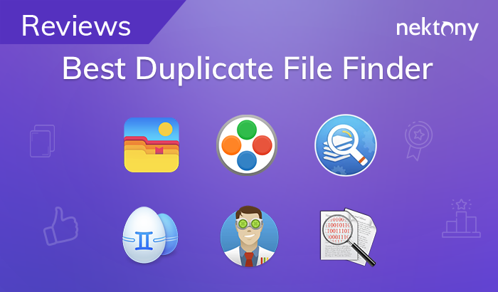 What is the best duplicate file finder for Mac in 2021