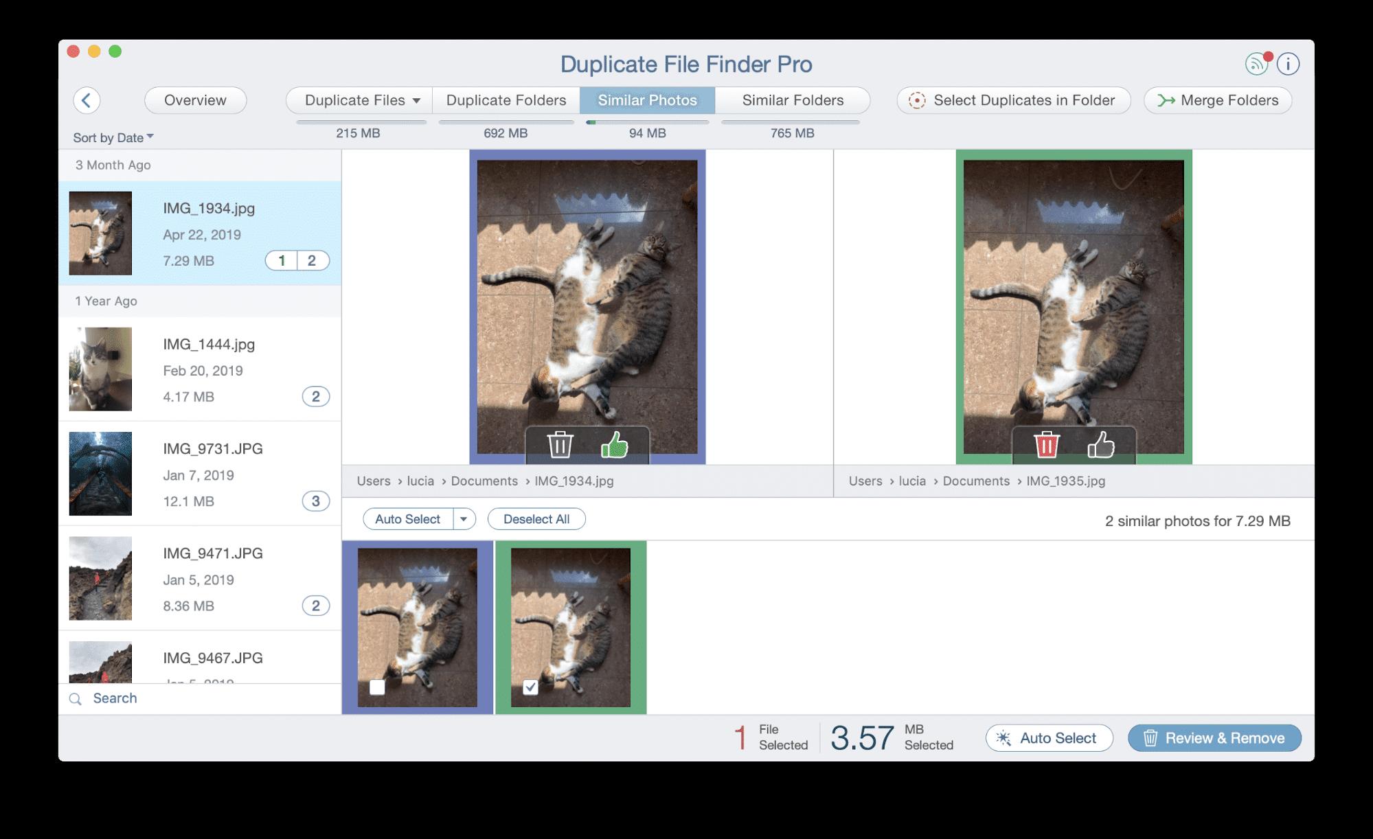 find similar photos on mac
